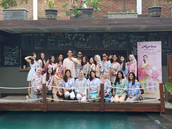 Ini Dia 20 Bintang Marina 2017