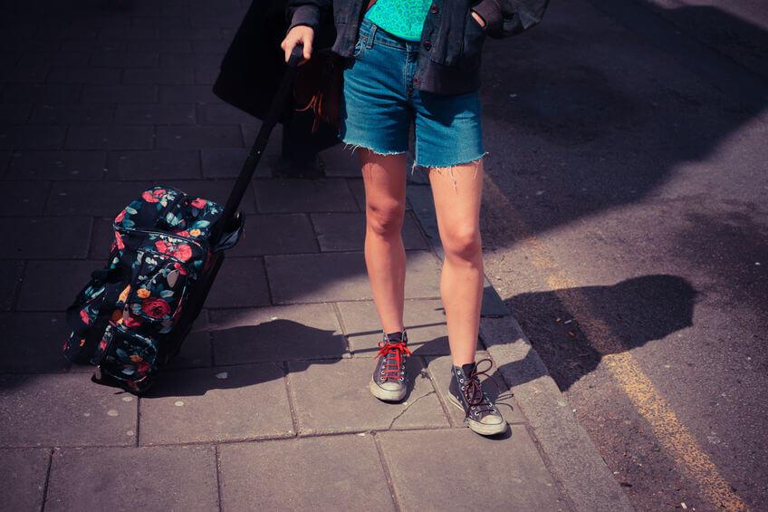 Koper Duffel Bag atau Backpack