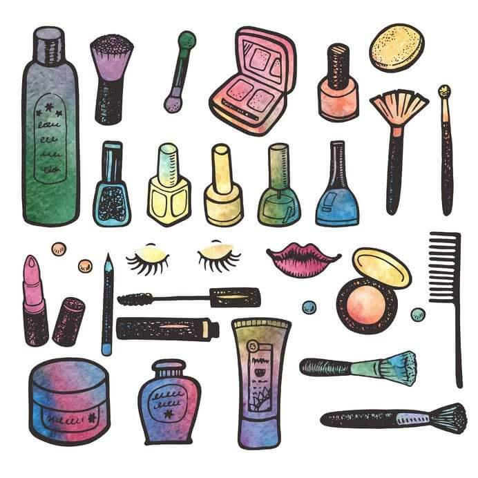 Kuis : Apa Manfaat Makeup dan Skin Care ini?