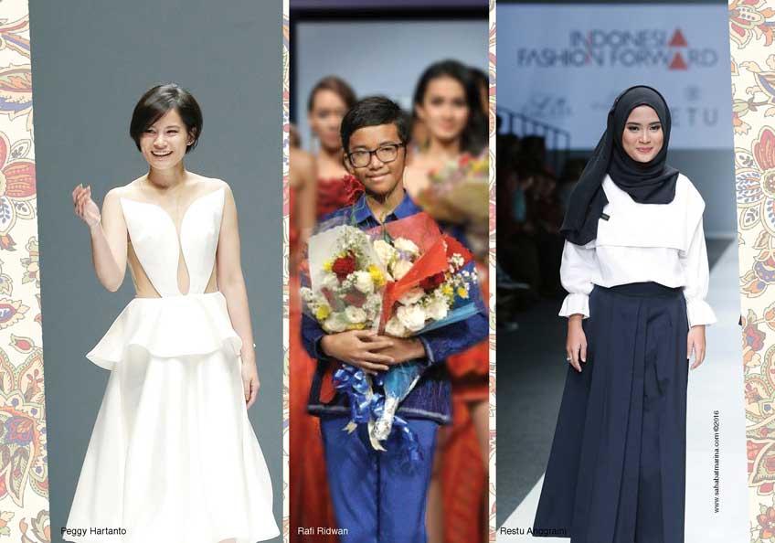 Fashion Designer Indonesia yang Mendunia