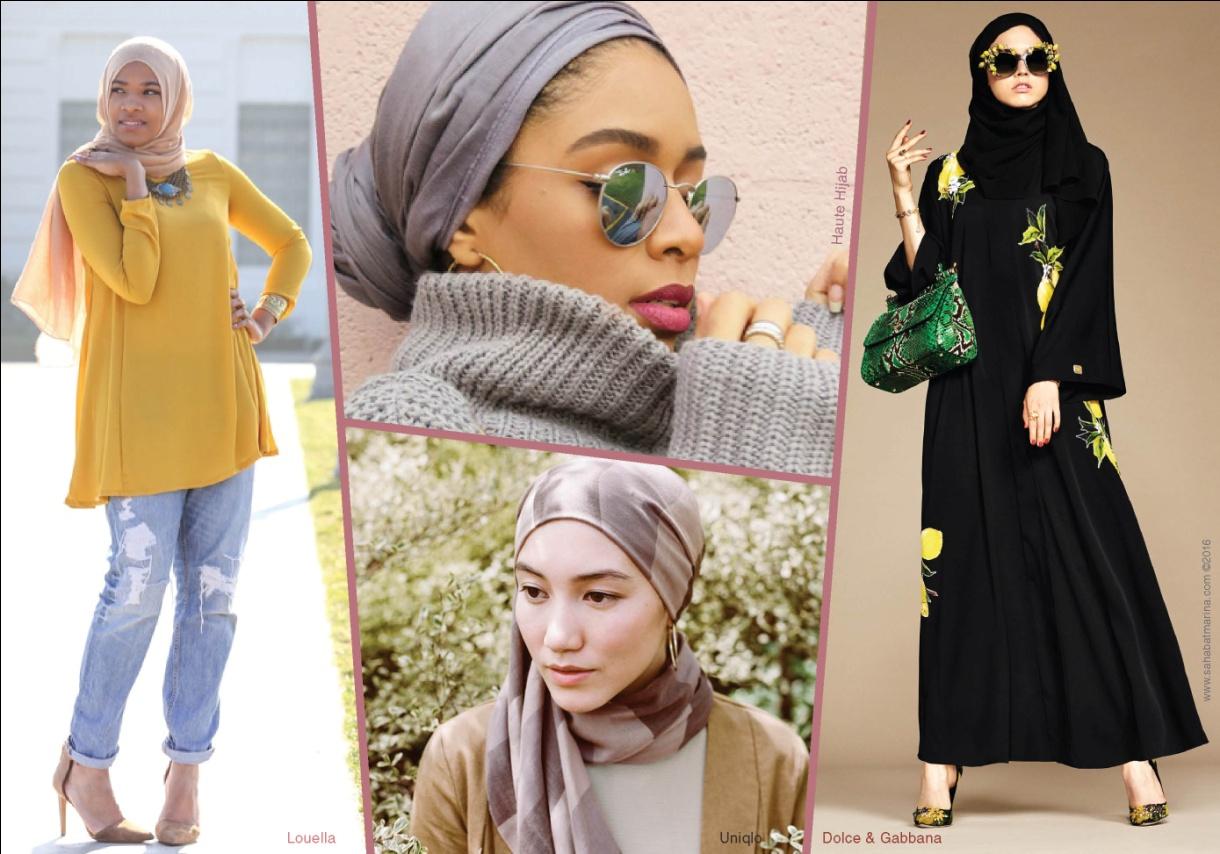 Fashionably Modest
