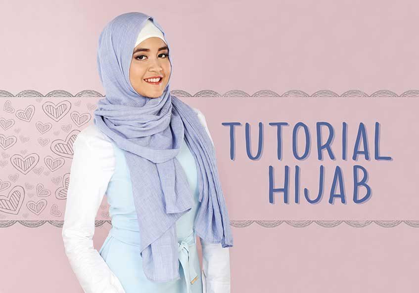 Step by Step: Simple Hijab Style