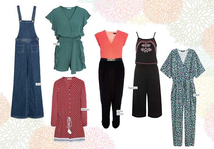 Its Time for Jumpsuit & Playsuit