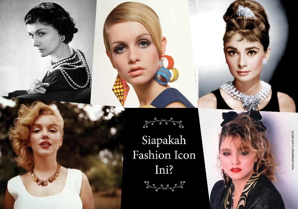 Kuis : Siapakah Fashion Icon Ini?