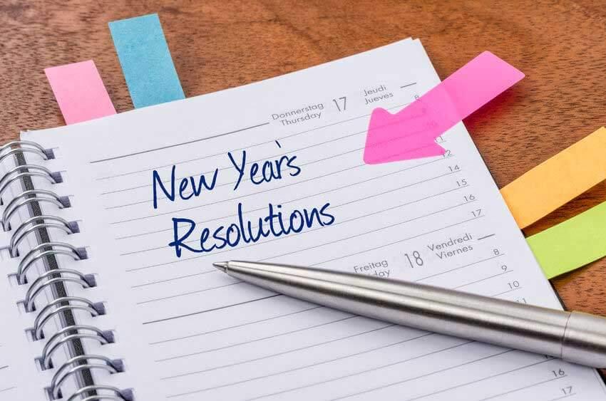 Kuis : Penyebab Resolusi Tahun Baru Gagal