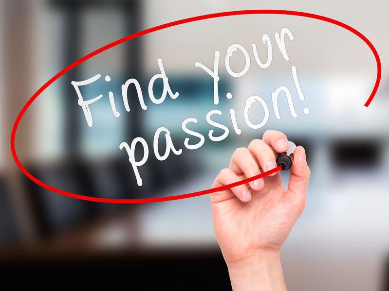 Temukan Passion-mu
