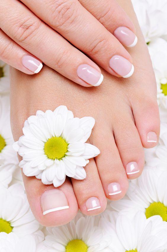 DIY: Manicure & Pedicure