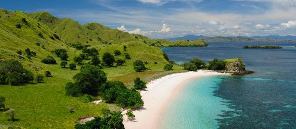 Pantai-Pantai Unik di Indonesia