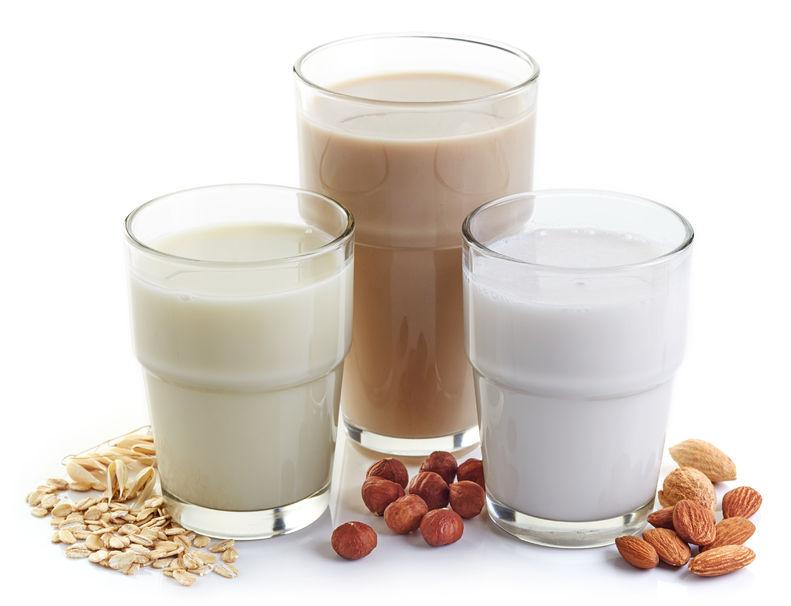 Sehatnya Susu Berbahan Tumbuhan