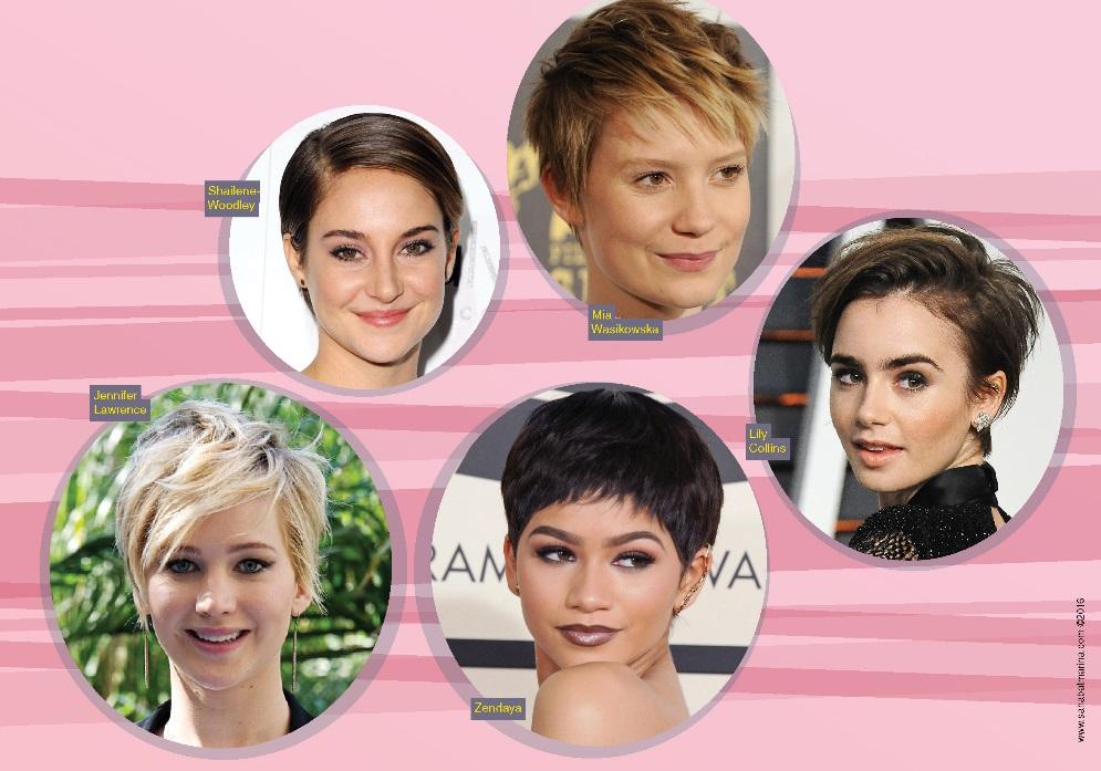 The Edgy & Feminine Pixie Hair Cut
