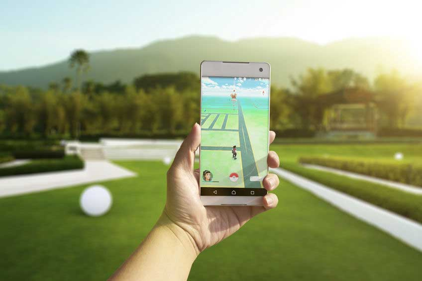 Serunya Augmented Reality Games