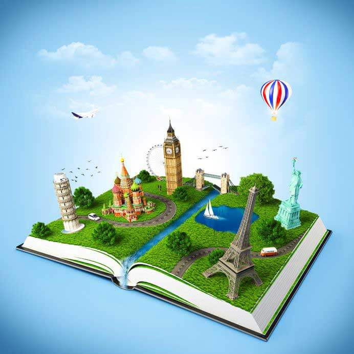 Bacaan Inspiratif untuk Para Traveler