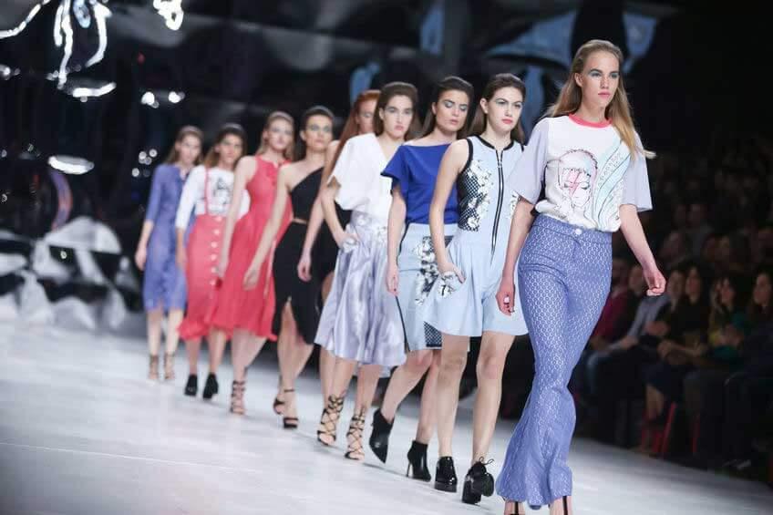 Gempita Pesta Mode Fashion Week