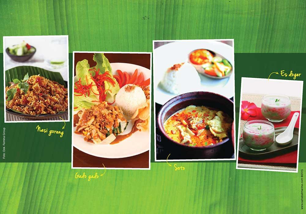 Populernya Kuliner Indonesia