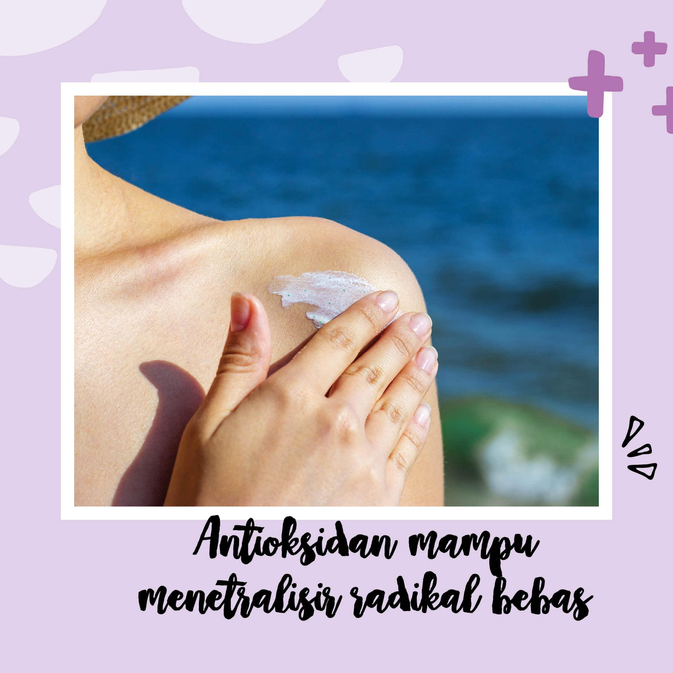 MARINA - Ternyata Antioksidan Sangat Penting untuk Kulitmu. Ini Dia Alasannya!