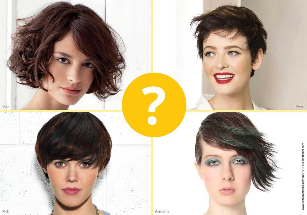 Rambut Pendek Sesuai Kepribadian