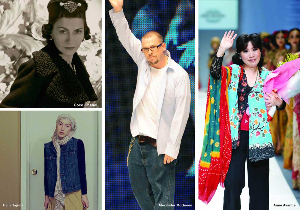 Fashion Designers to Inspire You