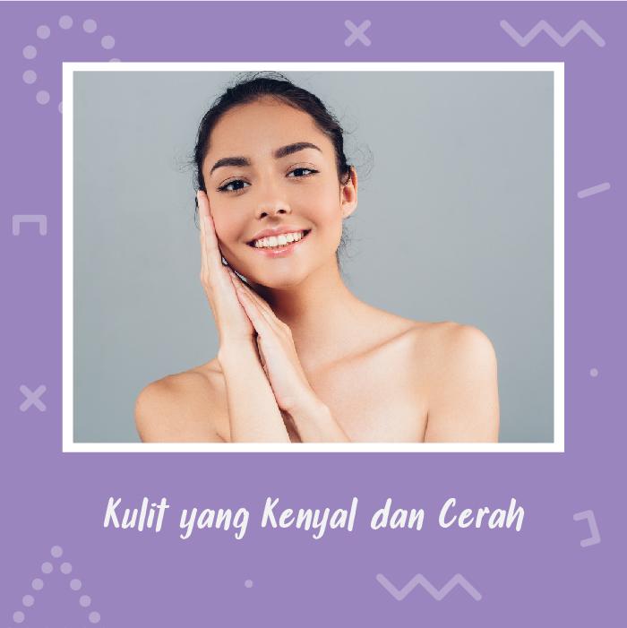 Marina - Perawatan Kulit Kering untuk Menyambut Tren Kecantikan Tahun 2019 dengan Sempurna