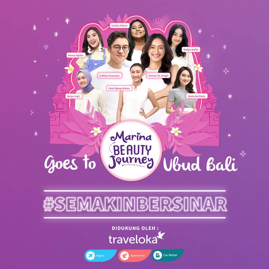 Marina Beauty Journey 2019 #SemakinBersinar