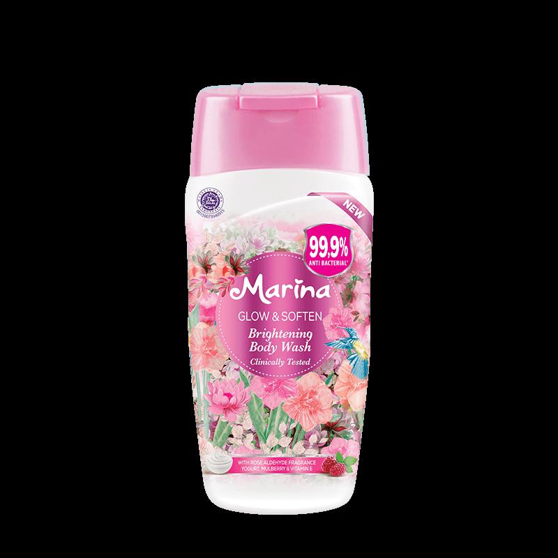 Marina Brightening Body Wash Glow & Soften