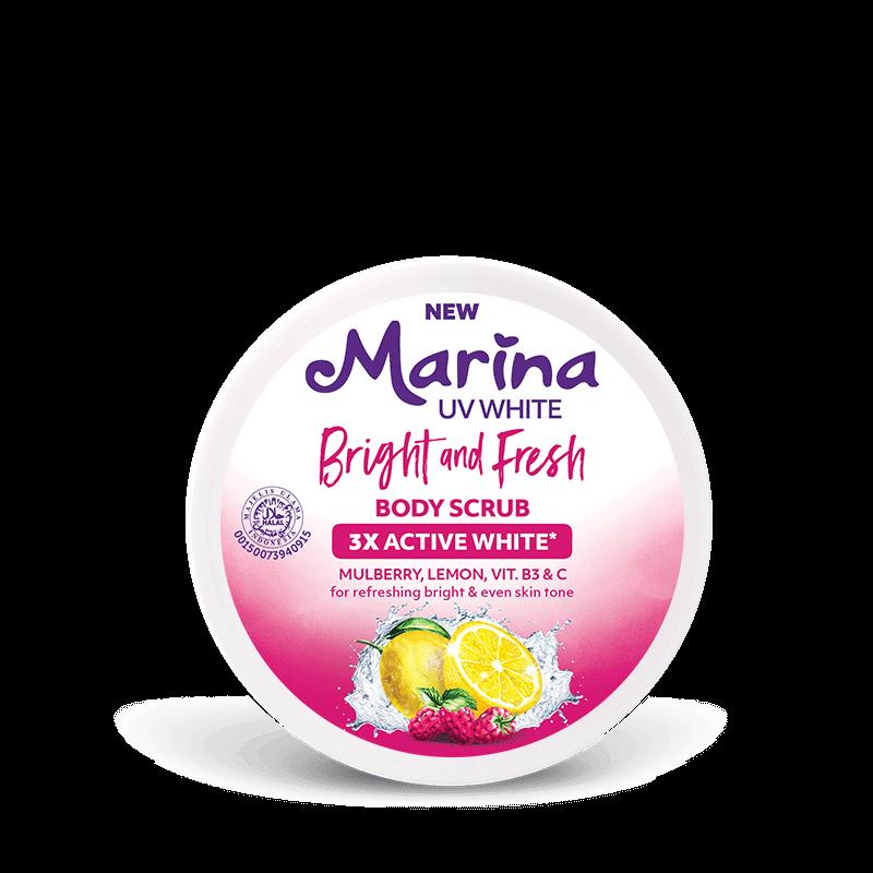 Marina Bright & Fresh Body Scrub