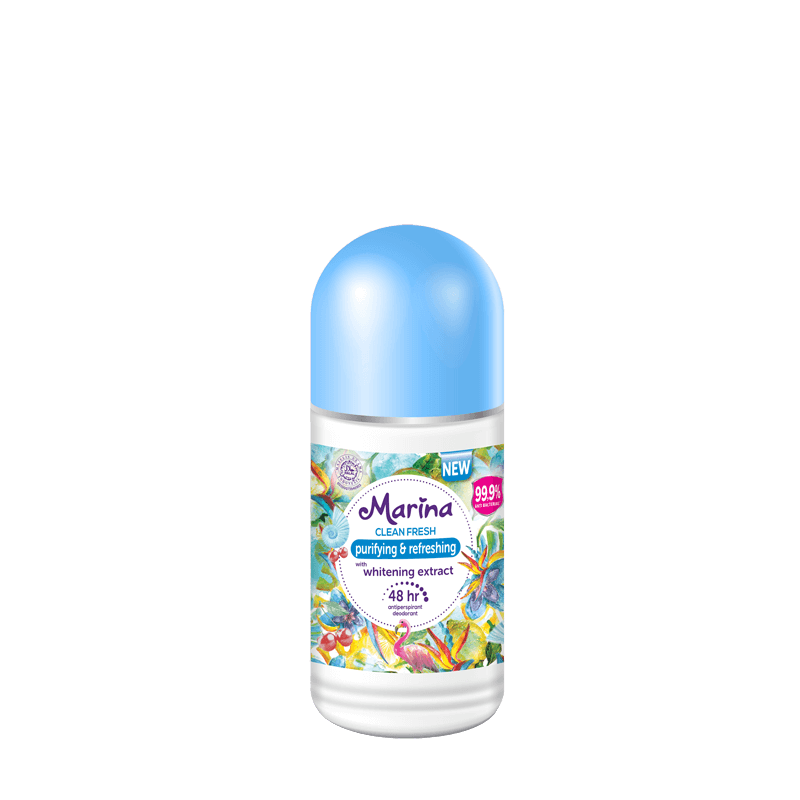 Marina Anti Perspirant Deodorant Clean Fresh