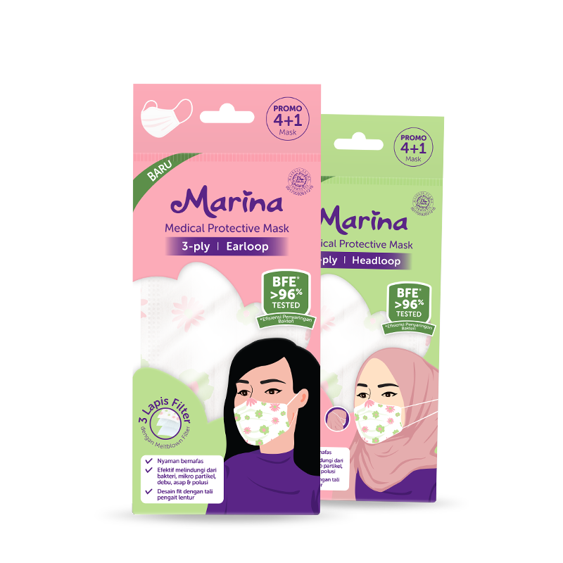 Marina Medical Protective Mask
