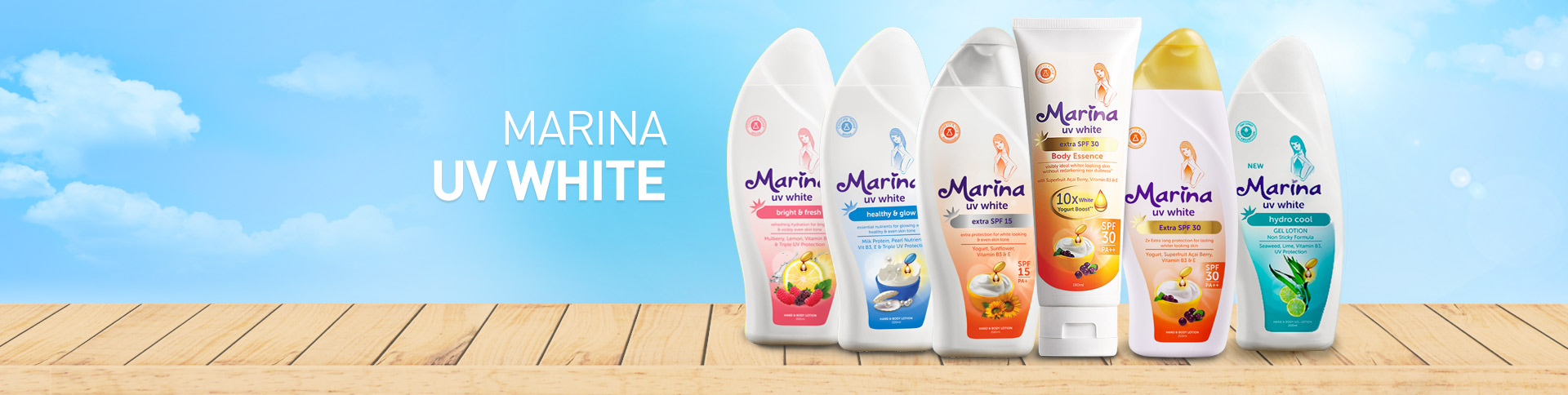 MARINA UV WHITE