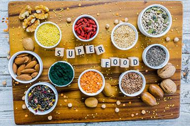 Ternyata Lima Makanan Ini Superfood Loh