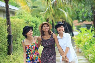Lima Ciri Cantik Perempuan Indonesia