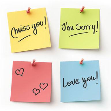 Cara Unik Minta Maaf ke Pasangan
