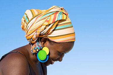 DIY: How to Wear Head Wrap