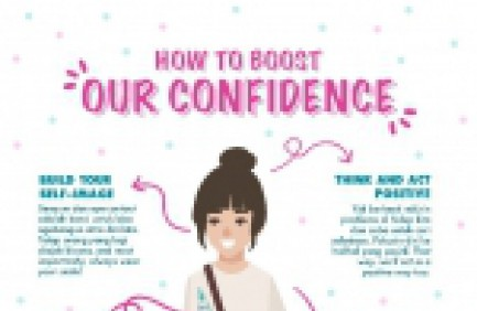 HOW TO BOOST OUR CONFIDENCE