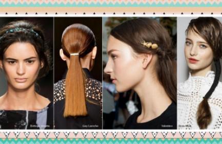 Percantik Rambut dengan Aksesori
