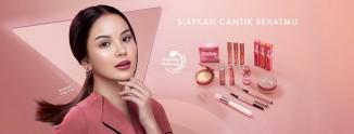 """Penggunaan Makeup di Masa New Normal Bahkan Saat Work From Home Tetap Penting, Marina Luncurkan Makeup Alami, Halal dan Bebas Paraben<br>Marina """"Glow Ready"""""""