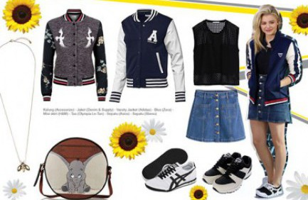 Sporty but Chic