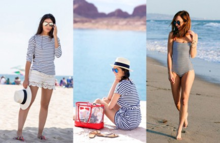 THE BEST OUTFIT IDEAS TO HIT THE BEACH
