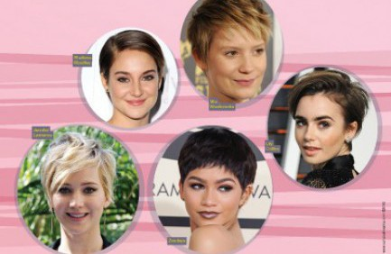 The Edgy & Feminine Pixie Hair Cut
