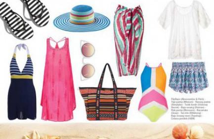 When Beach Meets Style