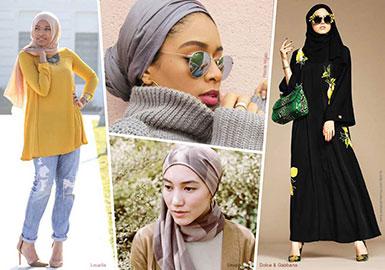 Stylish Hijab & Modest Wear