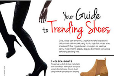 Your Guide to Trending Shoes
