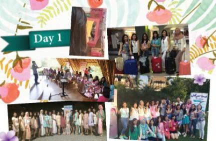 Marina FUNtastic You 1 Semangat Mengembangkan Diri di Pulau Dewata