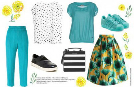 Mix & Match: Turquoise