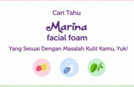 Cari Tahu Perawatan Wajah Marina yang Sesuai dengan Masalah Kulit Kamu!