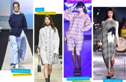 Intip Koleksi Spring/Summer 2017 dari Seoul dan Tokyo