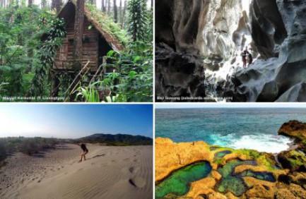 Tujuan Wisata Alam Keren yang Wajib Dikunjungi Liburan Ini