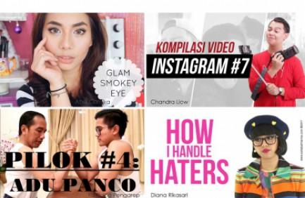 Vloggers & Bloggers Inspiratif Indonesia